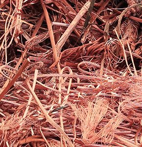 Copper Scrap Wholesalers in USA