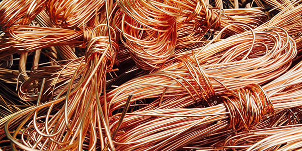 Copper Scrap Wholesalers
