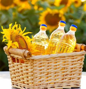 sunflower oil exporters in USA