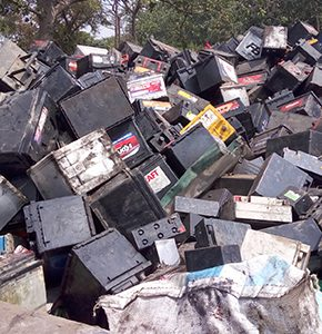 battery scrap dealers