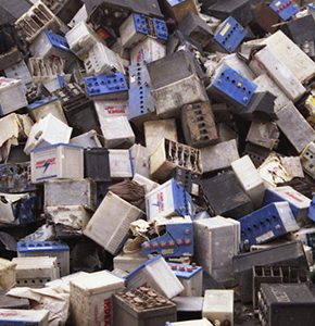 scrap batteries for sale
