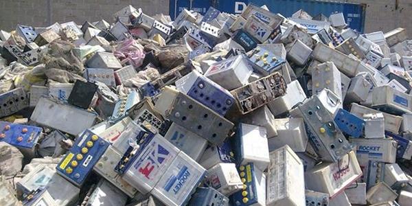 battery scrap exporters