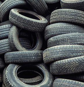 tyre scrap suppliers in new jersey