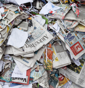 waste paper dealers and exporters