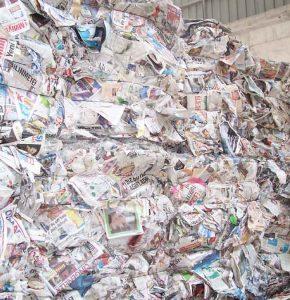 waste paper dealers